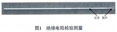 绝缘电阻检测测量