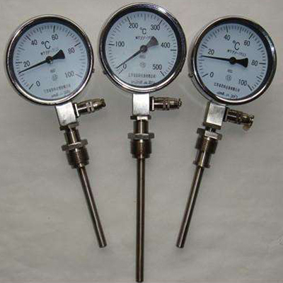 WSSXP-481一体化双金属温度计